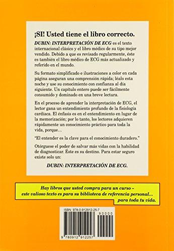 Dubin: Interpretacion de ECG/ Rapid Interpretation of EKG's: Metodo Clasico del Dr. Dubin Para Entender los Mensajes… 4
