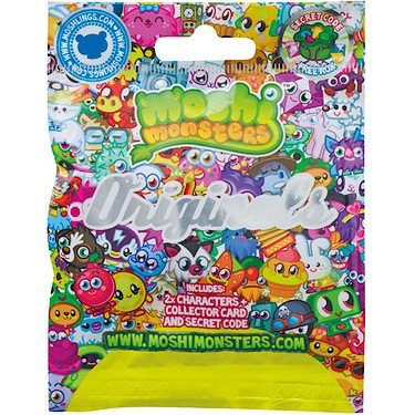 Moshi Monsters Two Moshling Foil Pack - Originals by Vivi Imaginations
