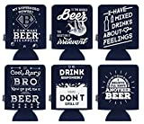 [Father's Day Special] Kenley Funny Can Beer Cooler - Cans Drink Beverage ...