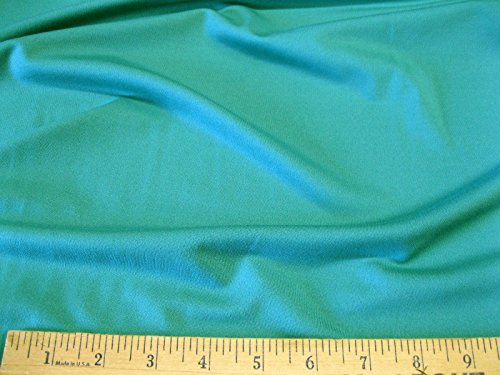 discount-fabric-polyester-lycra-spandex-4-way-stretch-light-turquoise-matt-finish-ly905
