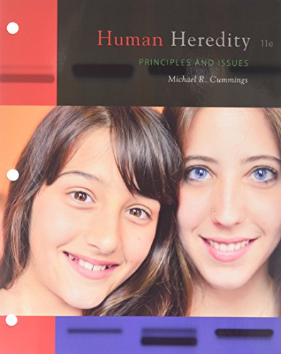 Bundle: Human Heredity, Loose-leaf Version, 11th + MindTap Biology, 1 term (6 months) Printed Access Card -  Michael Cummings, CD-ROM