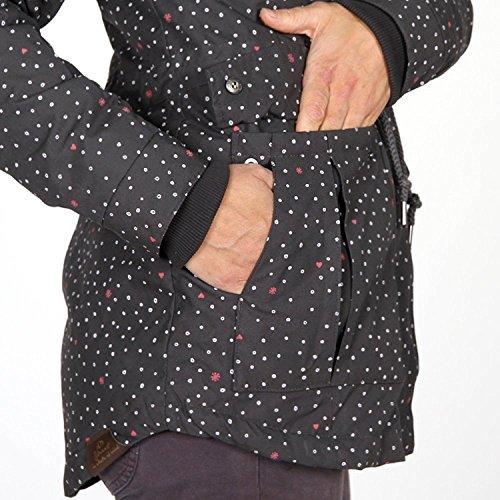 Ragwear para Ragwear Gris Mujer Gris para Chaqueta Ragwear Chaqueta Mujer Chaqueta a1qdwfn46x
