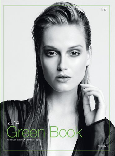 Green Book 2014 By American Salon & American Spa [Paperback]
