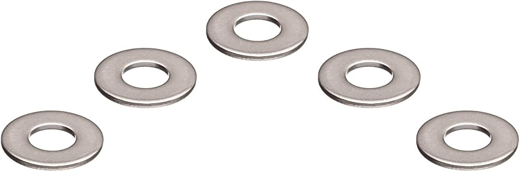 METAL MAGERY 1//8 Back-Up Pop Rivet Washers Stainless Steel for Pop Rivets Pack of 100