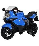 Brunte BMW Original Licensed Blue Battery Operated Ride-on Bike