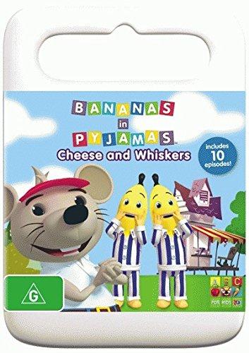 Bananas in Pyjamas - Cheese and Whiskers [NON-USA Format / PAL / Region 4 Import - (Bananas In Pajamas Dvd)