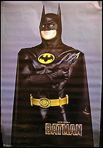 Batman Movie 1989 With Gun Original Poster