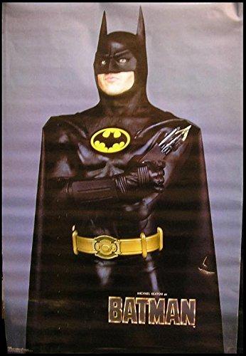 BATMAN MOVIE 1989 WITH GUN ORIGINAL -