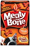 Meaty Bone Small for Dogs 5 – 20lbs, 22.5-Ounce (Pack of 6), My Pet Supplies