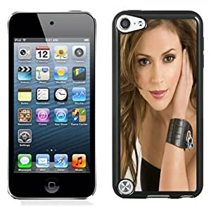 New Personalized Custom Designed For iPod Touch 5th Phone Case For Alyssa Jayne Milano Phone Case Cover