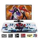 Barbella 1500 Classic Pandora 6s Box Arcade Console 1280x720 Full HD Video Game Console with HDMI VGA USB for TV PC Retro Arcade Gaming Console