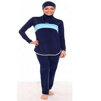 Amazon Com Zs Classic Surfing Suit Long Sleeve Modest Swimwear
