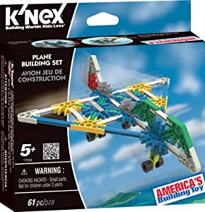 K'NEX Plane Building Set
