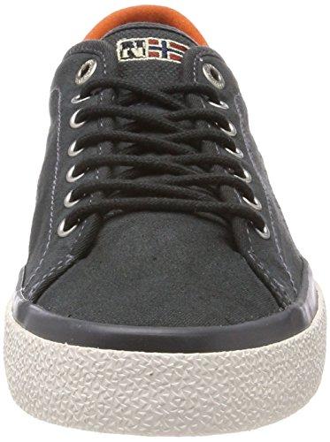 Jakob NAPAPIJRI Uomo FOOTWEAR Volcano Grau Grey Sneaker PffaRUq