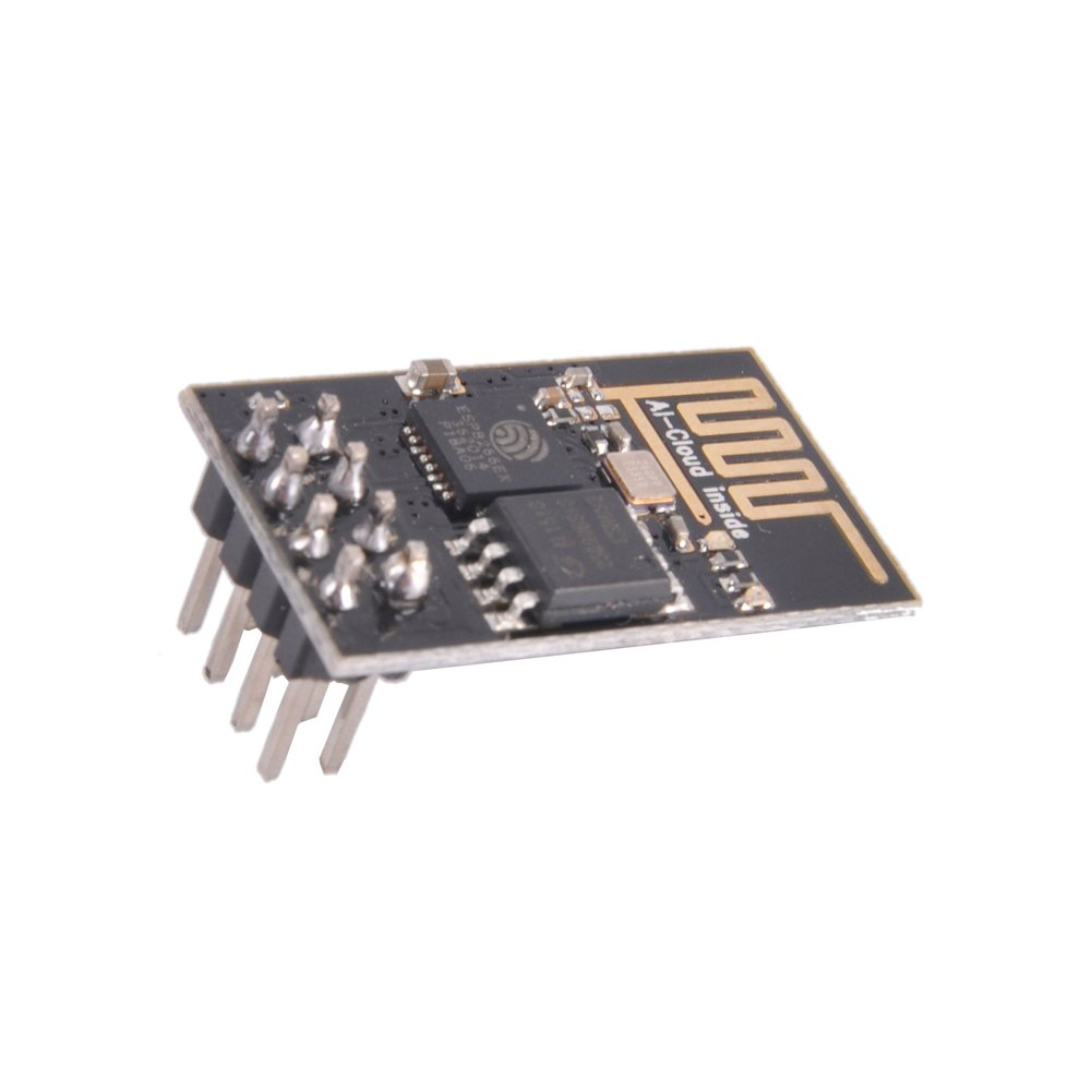 Diymall Esp8266 Esp 01s Wifi Serial Transceiver Module Arduino Isp In System Programming And Standalone Circuits Open With 1mb Flash Computers Accessories
