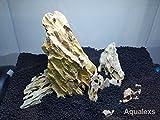 Aquarium Ohko Dragon Stone Rock Mixed Sizes (5 Lbs)