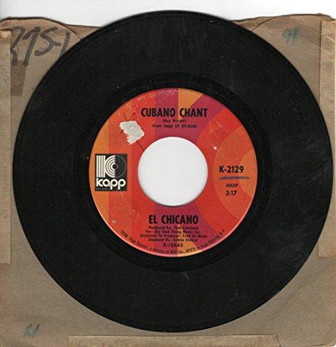 Price comparison product image El Chicano: Cubano Chant b/w Viva La Raza