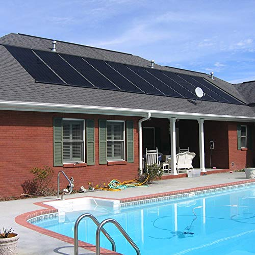 - XtremepowerUS Inground/Above Ground Swimming Pool Solar Panel Heating System 28