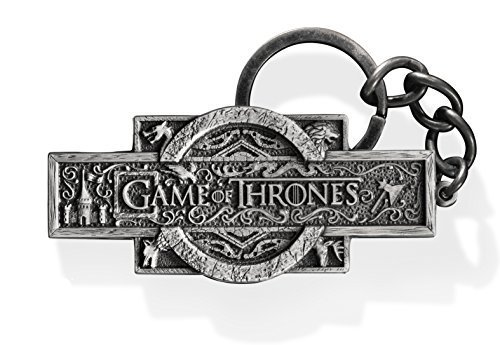 Game of Thrones - Opening Sequence Logo Keychain