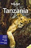 Front cover for the book Lonely Planet Tanzania by Mary Fitzpatrick
