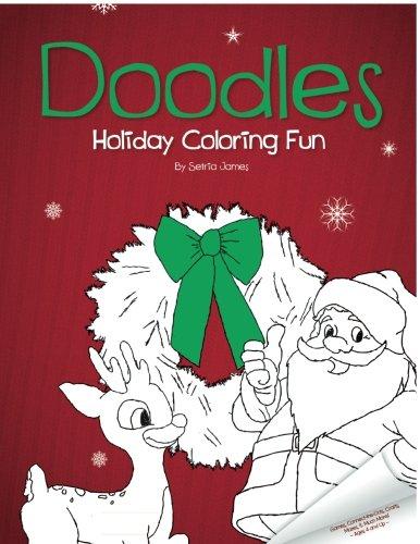 Doodles Holiday Coloring Fun (Doodles Coloring Fun) ebook