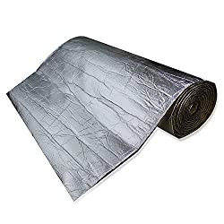shinehome Heat Shield Sound Deadener Deadening Hea