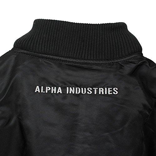 Jacke tec Se Nero D Ma Industries 1 Grigio Alpha 15qUz