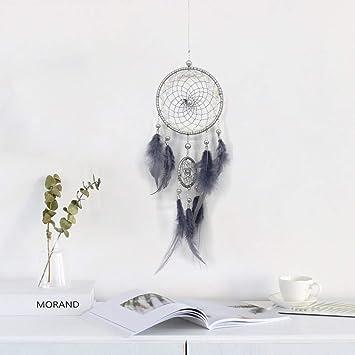 Feder Dreamcather Traumfänger DIY hängen Dekorationen für Auto Zimmer Wand Home
