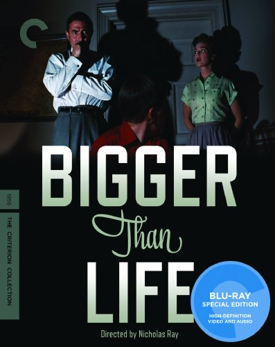 Bigger Than Life (The Criterion Collection) [Blu-ray]