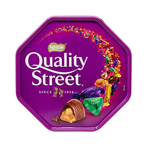 Nestle Quality Assorted Chocolates Toffees product image