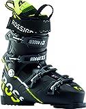 Rossignol Speed 100 Ski Boots Black/Yellow Mens Sz 10.5 (28.5)