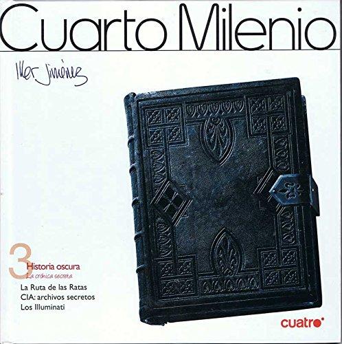 Cuarto Milenio Nº 3. Historia oscura (Libro + DVD): Amazon.es: Iker ...