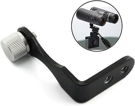 Adaptador de montaje de binoculares Carson conectar a Trípode #141013 TA-50 Nuevo Y En Caja Reino Unido stock