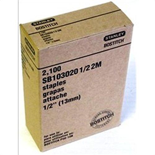 "P51 Spotnails 91210 SB103020 5//8/"" Staples for Bostitch P50 2,500"