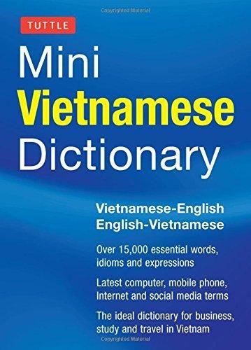 Tuttle Mini Vietnamese Dictionary  Vietnamese English English Vietnamese Dictionary  Tuttle Mini Dictionary   English Edition