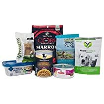 Dog Food & Treat Sample Box