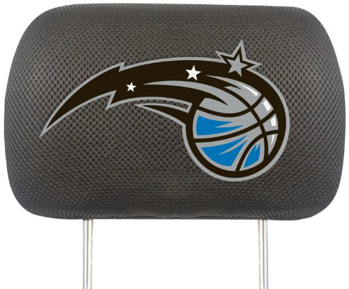 FANMATS NBA Orlando Magic Polyester Head Rest Cover by Fanmats