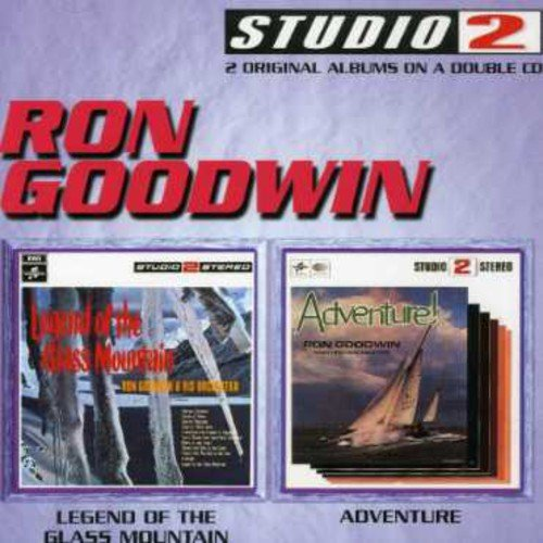 legend of the glass mountain cd