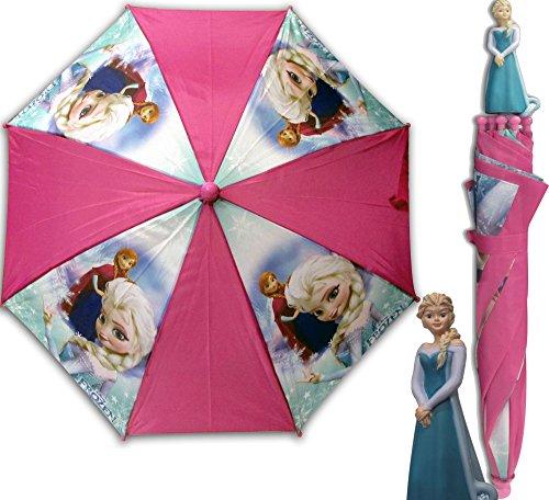 Disney Frozen Childrens Umbrella Figure