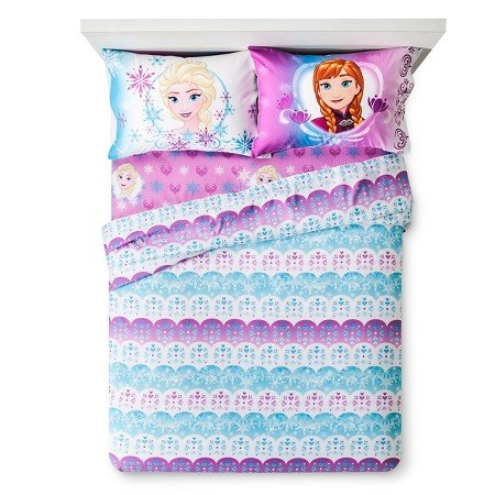 Disney Frozen Sheet Set (Full)