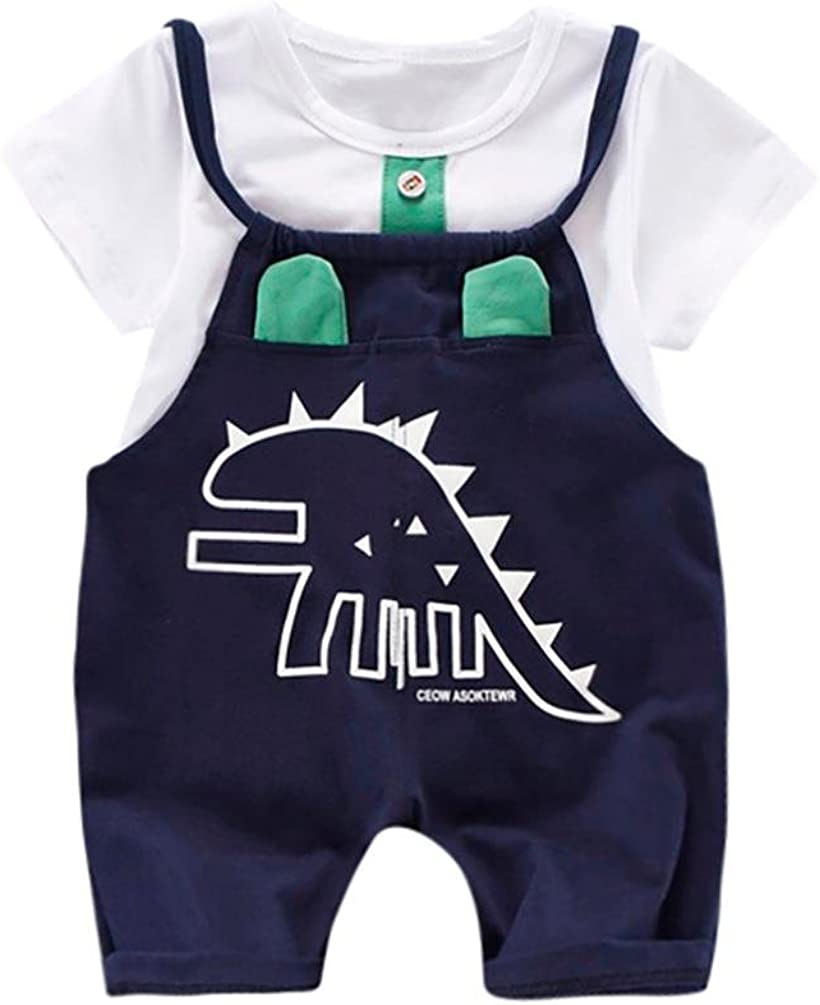 PAOLIAN Conjuntos para bebé niños Unisex Ropa para recién Nacidos ...