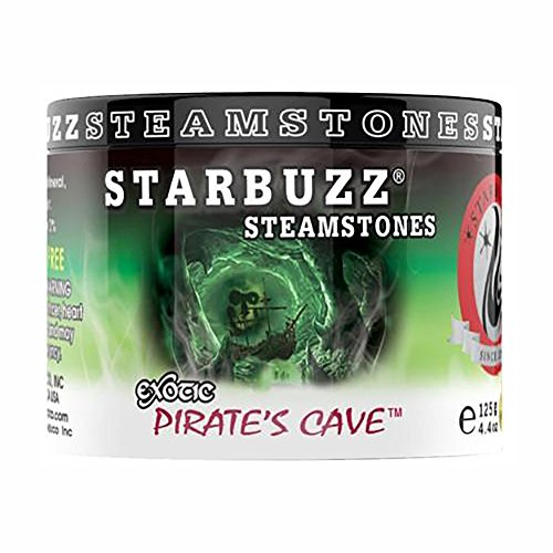 Pirates Cave Steam Stones Shisha Flavour