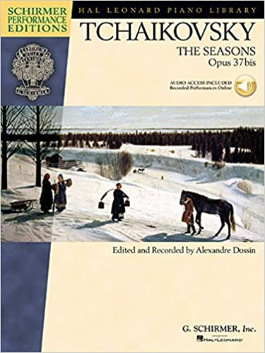 OP The Seasons edited and recorded by Alexandre Dossin 37bis