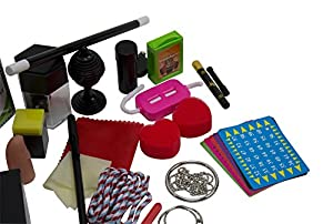 Magic Set for Kids - Master Each Trick in Minutes - Includes Secret Magician's Box