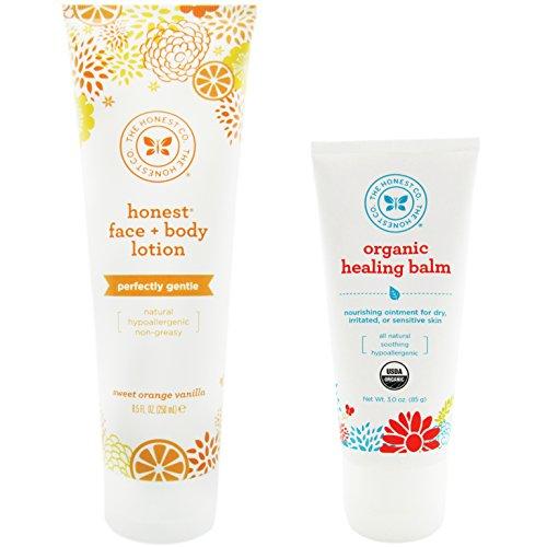Honest Company Vanilla Organic Healing product image