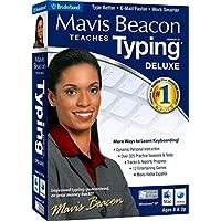Mavis Beacon enseña a escribir Deluxe 20 - Versión antigua