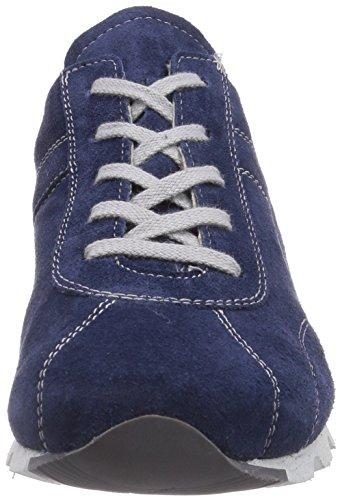Semler Rosa Damen Sneakers Blau (072 aqua)