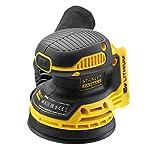Stanley-FMCW220B-XJ-Fatmax-Levigatrice-Eccentrico-Wireless-Senza-BatteriaCaricabatterie-GialloNero