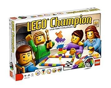 Lego Games 3861 Lego Champion Juego De Mesa Amazon Es Juguetes Y
