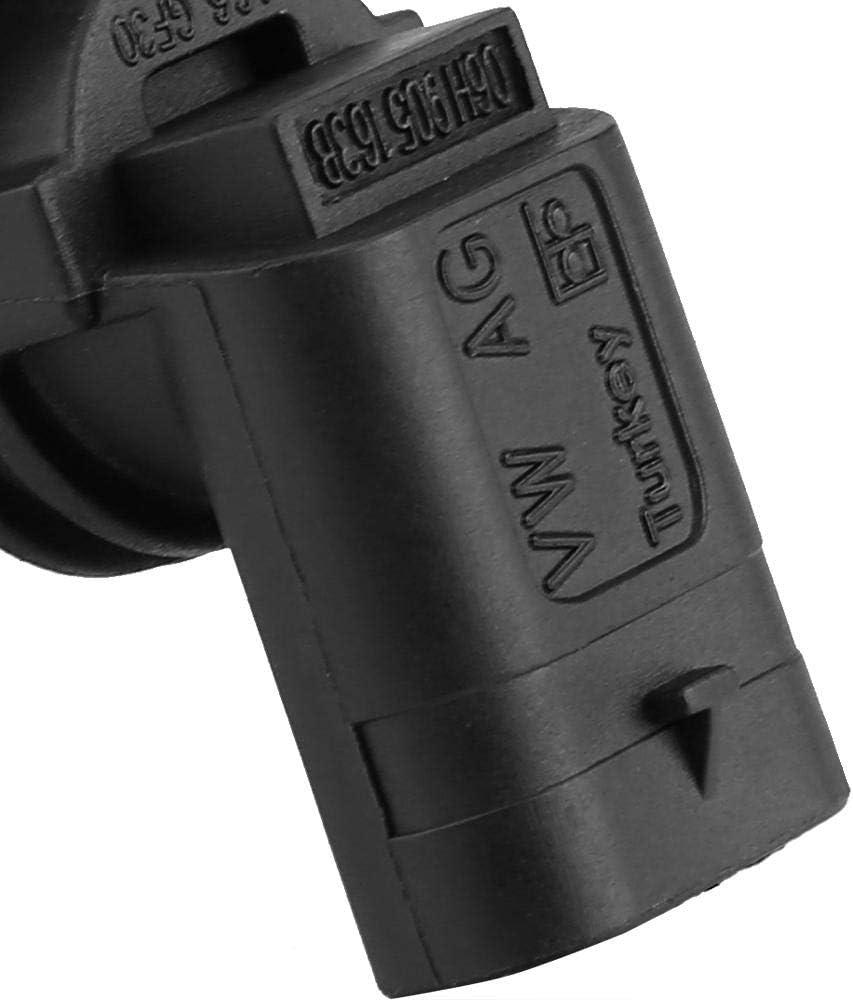 Nockenwellensensor f/ür A4 A5 A6 A7 A8 Q5 Q7 06H905163B Auto Nockenwellensensor